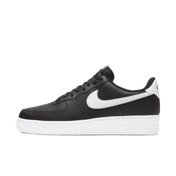 Nike Air Force 1 '07 Zapatillas - Hombre - Negro