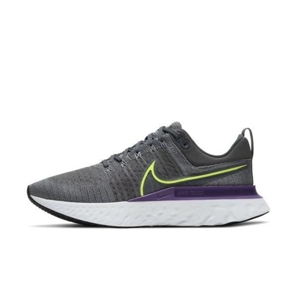 Nike React Infinity Run Flyknit 2 Zapatillas de running - Hombre - Gris