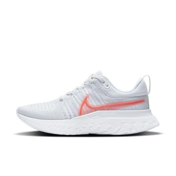 Nike React Infinity Run Flyknit2 Zapatillas de running - Mujer - Gris