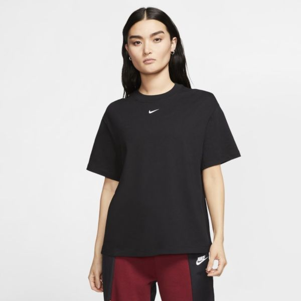 Nike Sportswear Essential Camiseta de manga corta - Mujer - Negro
