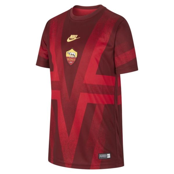A.S. Roma Camiseta de fútbol de manga corta - Niño/a - Rojo
