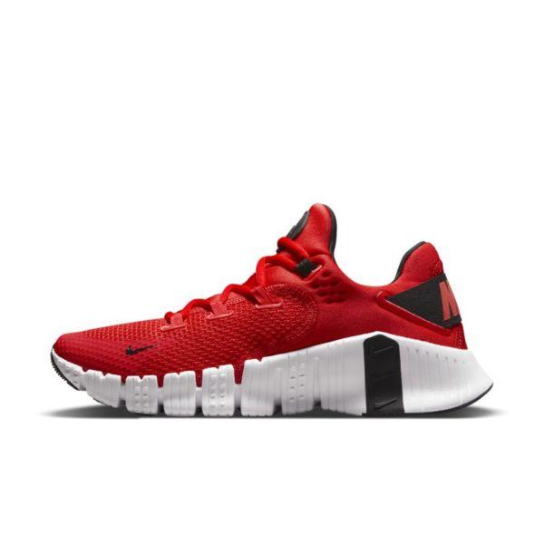 Nike Free Metcon 4 Zapatillas de entrenamiento - Rojo