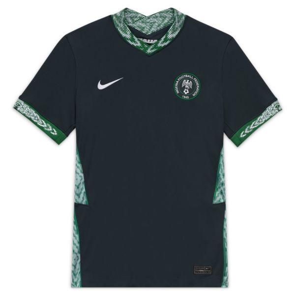 Segunda equipación Stadium Nigeria 2020 Camiseta de fútbol - Mujer - Verde