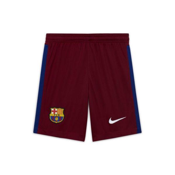 Equipación de portero Stadium FC Barcelona 2020/21 Pantalón corto de fútbol - Niño/a - Rojo