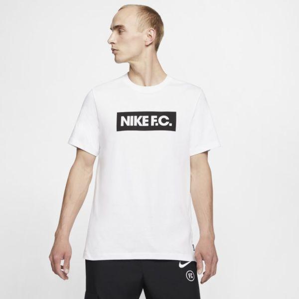 Nike F.C. SE11 Camiseta de fútbol - Hombre - Blanco