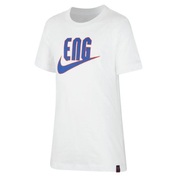Inglaterra Camiseta de fútbol - Niño/a - Blanco