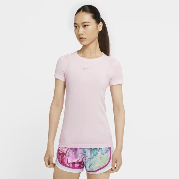 Nike Infinite Camiseta de running - Mujer - Rosa