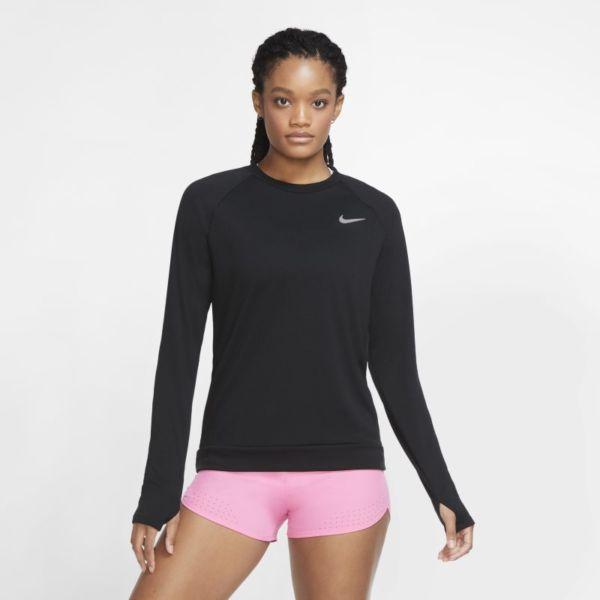 Nike Pacer Sudadera de running - Mujer - Negro