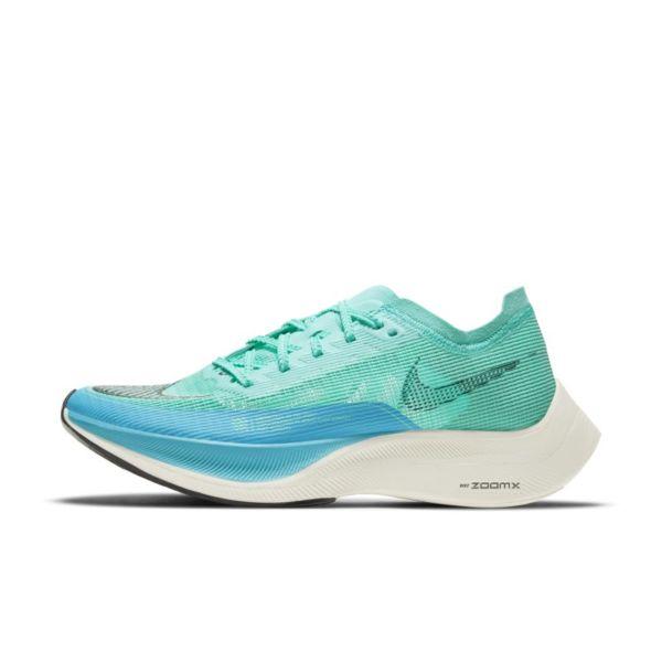 Nike ZoomX Vaporfly Next% 2 Zapatillas de competición - Mujer - Verde