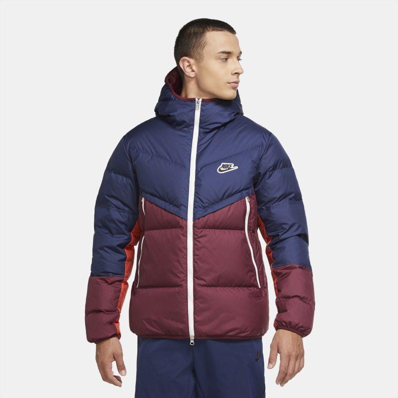 Nike Sportswear Down-Fill Windrunner Chaqueta - Hombre - Azul