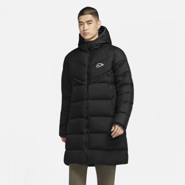 Nike Sportswear Down-Fill Windrunner Parka Shield - Hombre - Negro
