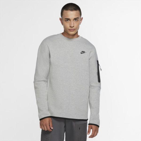 Nike Sportswear Tech Fleece Camiseta - Hombre - Gris