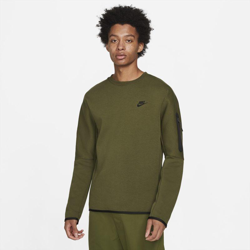 Nike Sportswear Tech Fleece Camiseta - Hombre - Verde