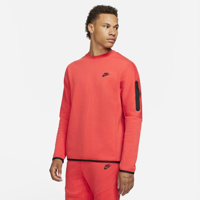 Nike Sportswear Tech Fleece Camiseta - Hombre - Rojo