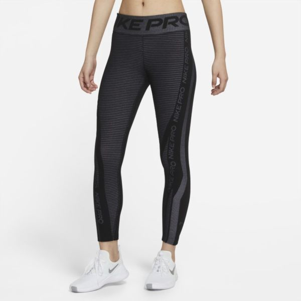 Nike Pro HyperWarm Mallas de entrenamiento - Mujer - Negro