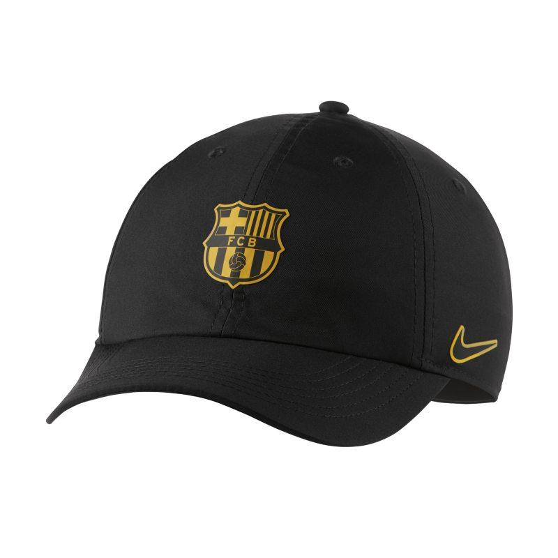 FC Barcelona Heritage86 Gorra - Negro