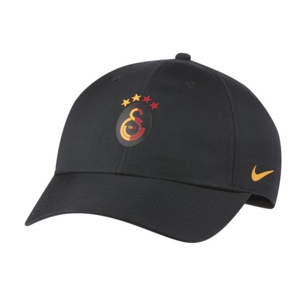 Heritage86 Galatasaray Gorra - Negro