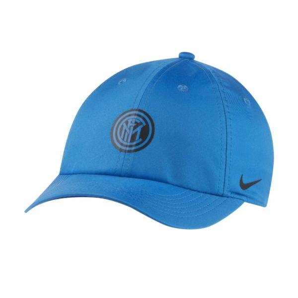 Nike Dri-FIT Inter de Milán Heritage86 Gorra regulable - Niño/a - Azul