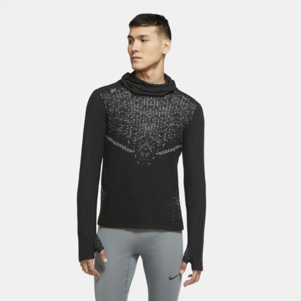 Nike Run Division Wooldorado Camiseta de running - Hombre - Negro