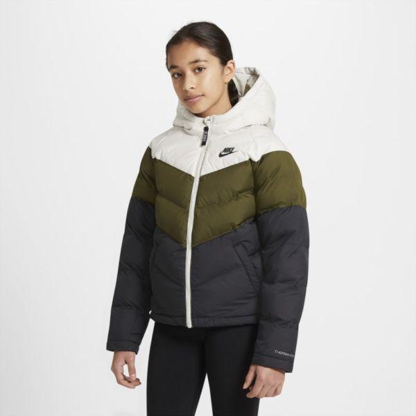 Nike Sportswear Chaqueta con relleno sintético - Niño/a - Gris