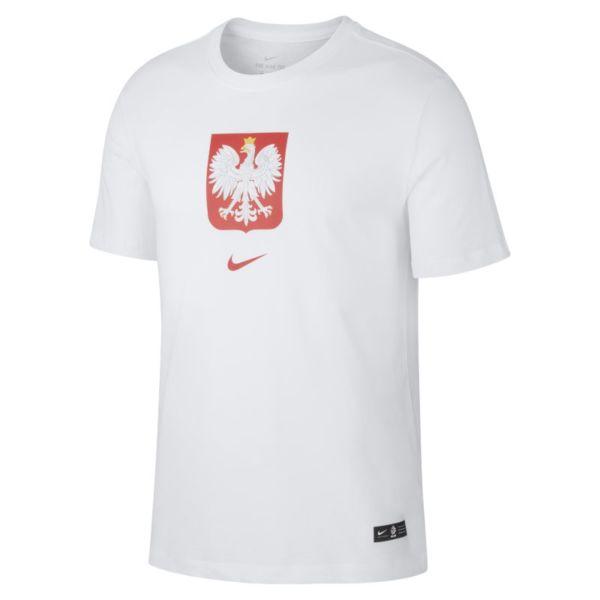 Polonia Camiseta de fútbol - Hombre - Blanco