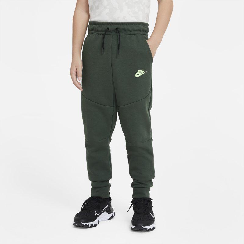 Nike Sportswear Tech Fleece Pantalón - Niño - Verde