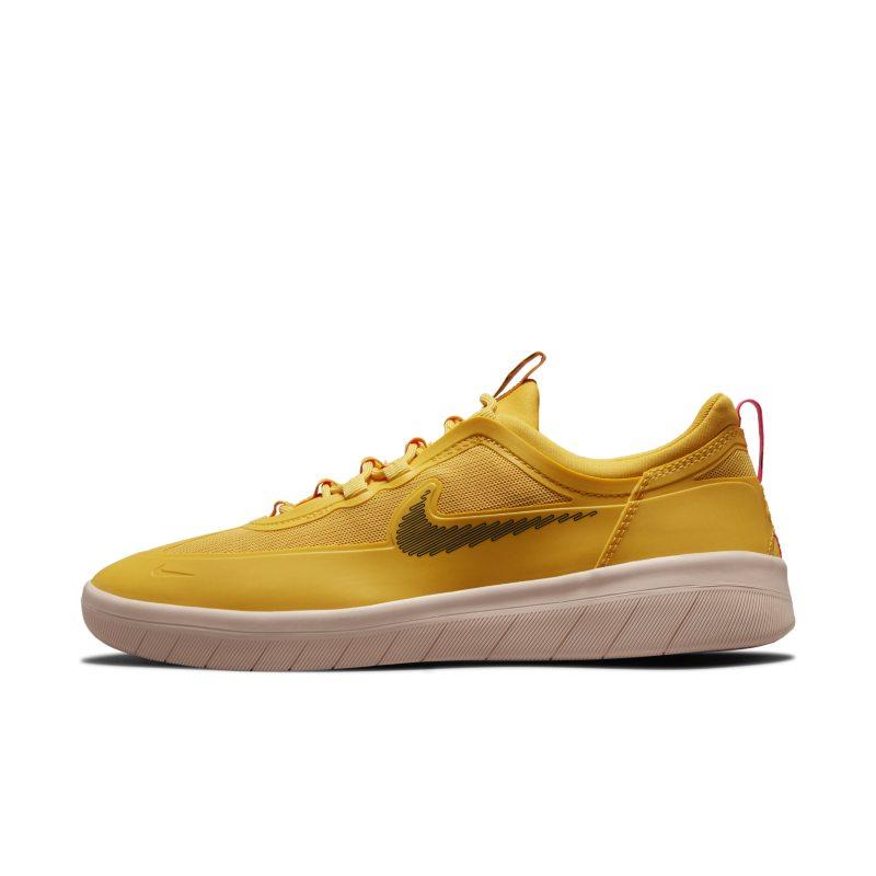 Nike SB Nyjah Free 2 Zapatillas de skateboard - Amarillo