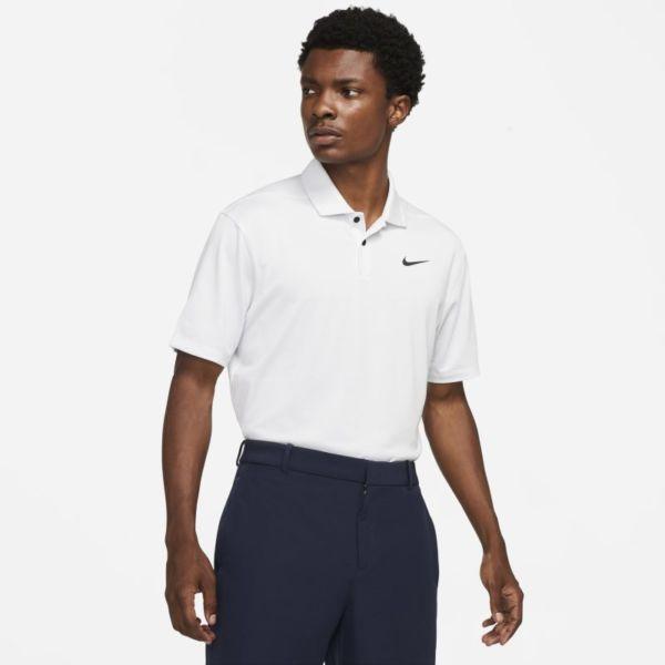 Nike Dri-FIT Vapor Polo de golf - Hombre - Blanco