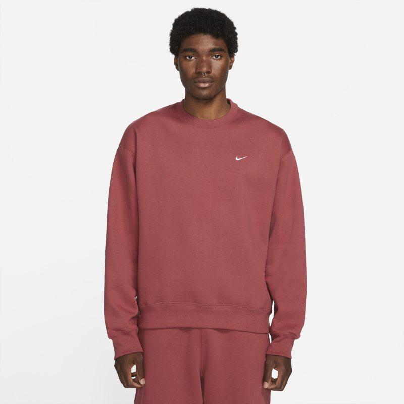 NikeLab Sudadera de tejido Fleece - Rojo