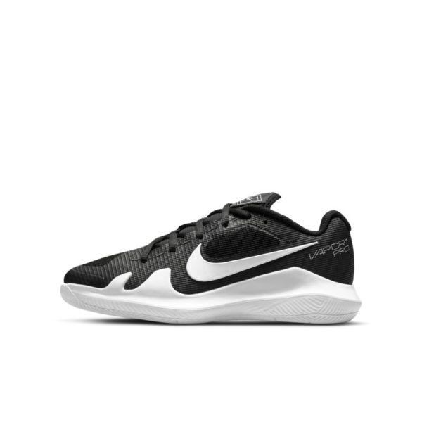 NikeCourt Jr. Vapor Pro Zapatillas de tenis - Niño/a y niño/a pequeño/a - Negro