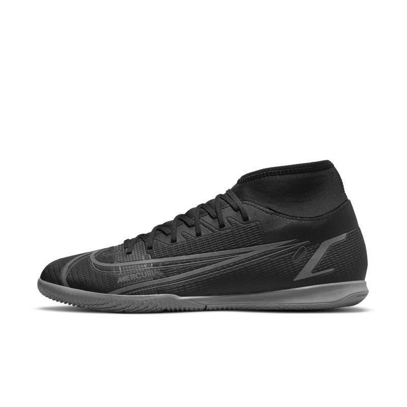 Nike Mercurial Superfly 8 Club IC Botas de fútbol sala - Negro