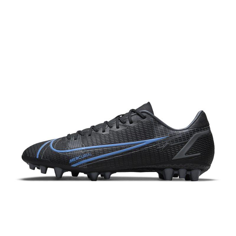Nike Mercurial Vapor 14 Academy AG Botas de fútbol para césped artificial - Negro