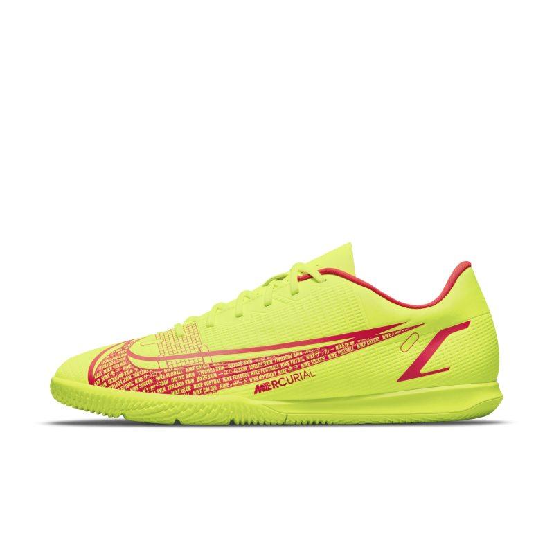 Nike Mercurial Vapor 14 Club IC Botas de fútbol sala - Amarillo