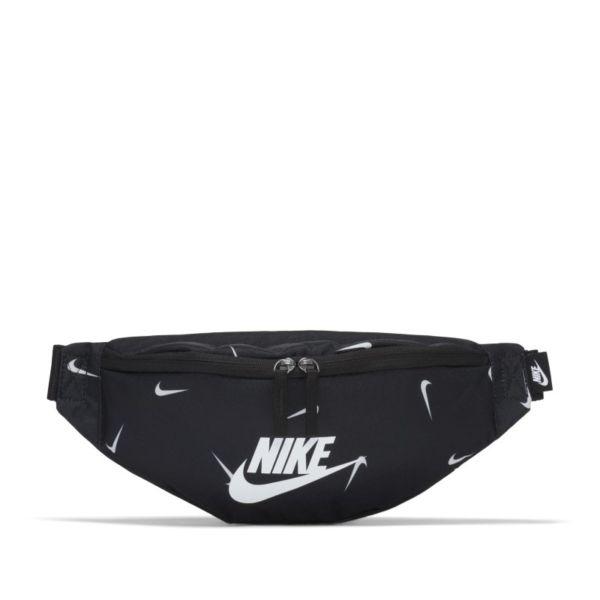 Nike Heritage Riñonera - Negro
