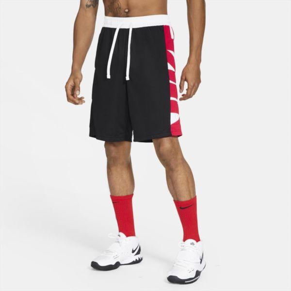 Nike Dri-FIT Pantalón corto de baloncesto - Hombre - Negro