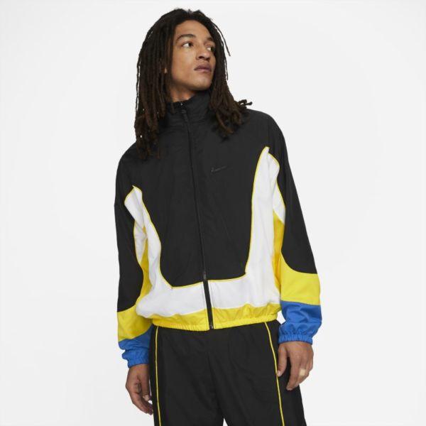 Nike Throwback Chaqueta de baloncesto - Hombre - Negro