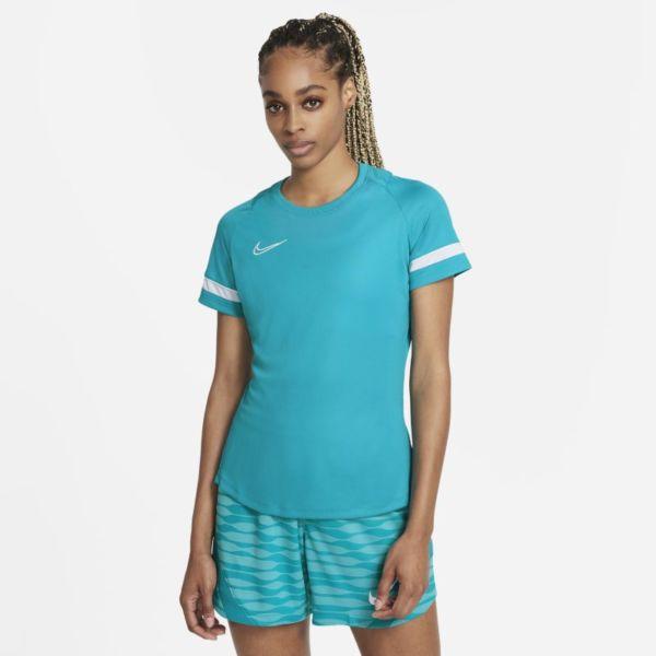 Nike Dri-FIT Academy Camiseta de fútbol - Mujer - Azul