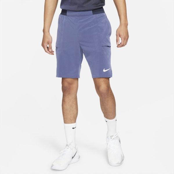 NikeCourt Dri-FIT Slam Pantalón corto de tenis - Hombre - Azul