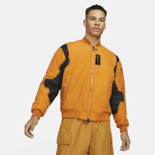 Jordan 23 Engineered Chaqueta - Hombre - Naranja