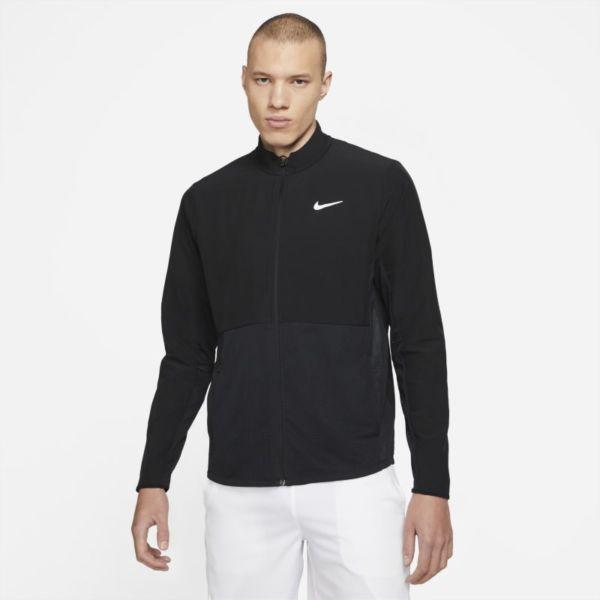 NikeCourt HyperAdapt Advantage Chaqueta de tenis plegable - Hombre - Negro