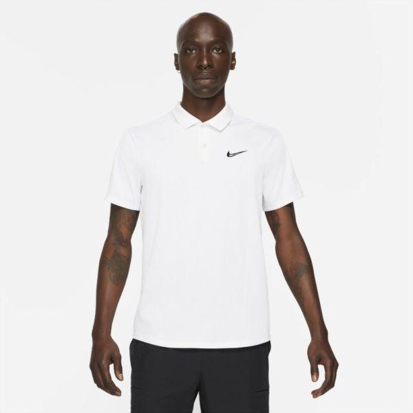 NikeCourt Dri-FIT ADV Slam Polo de tenis - Hombre - Blanco