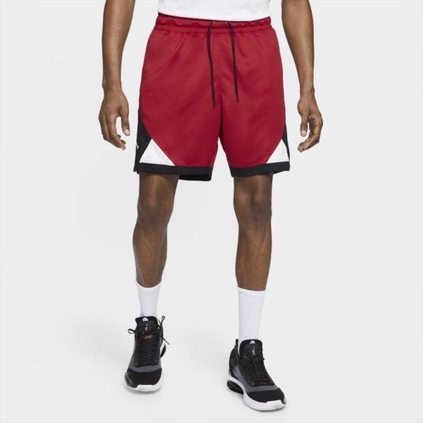 Jordan Dri-FIT Air Diamond Pantalón corto - Hombre - Rojo