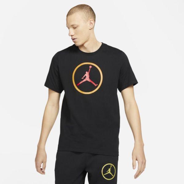 Jordan Sport DNA Camiseta de manga corta - Hombre - Negro