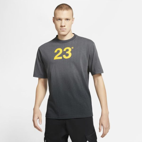 Jordan 23 Engineered Camiseta de manga corta - Hombre - Negro