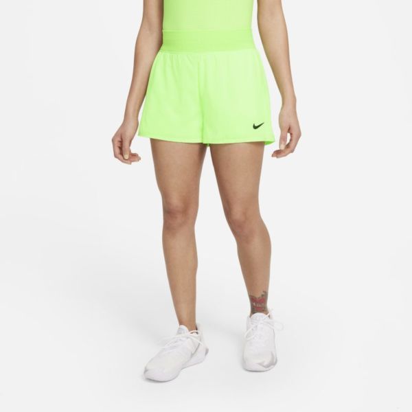 NikeCourt Dri-FIT Victory Pantalón corto de tenis - Mujer - Verde