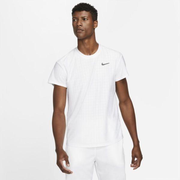 NikeCourt Dri-FIT Advantage Camiseta de tenis - Hombre - Blanco