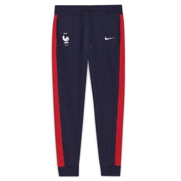 FFF Pantalón de tejido Fleece - Hombre - Azul