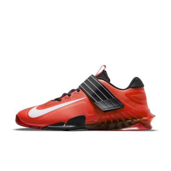 Nike Savaleos Zapatillas de halterofilia - Rojo