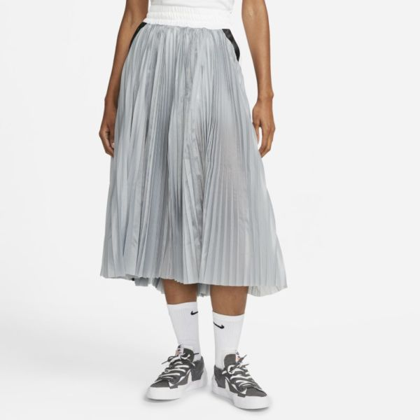 Nike x sacai Falda - Mujer - Blanco