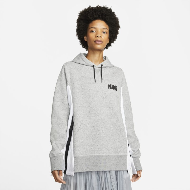 Nike x sacai Sudadera con capucha - Gris